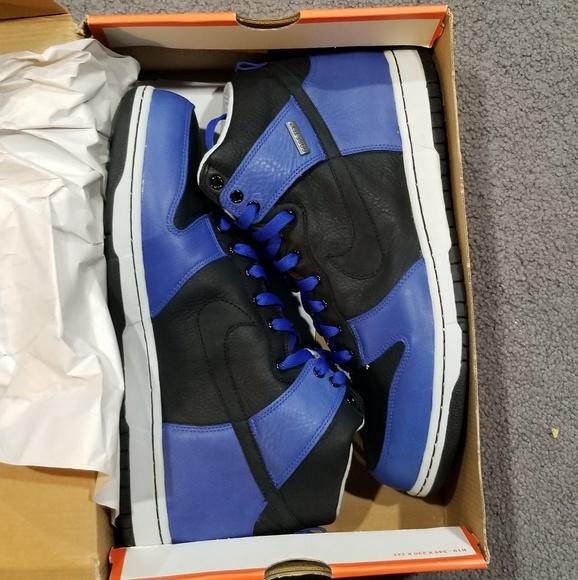 finest selection 0e900 b8385 Rare, premium Nike Dunk high Gore tex